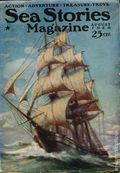 Sea Stories Magazine (1922-1927 Street & Smith) Pulp Aug 1926