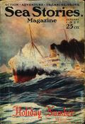 Sea Stories Magazine (1922-1927 Street & Smith) Pulp Jan 1927