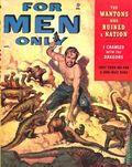 For Men Only Magazine (1954-1977) Vol. 2 #4