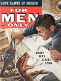 For Men Only Magazine (1954-1977) Vol. 3 #1