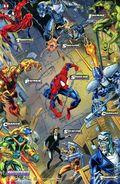Masterprints Enemies (1994 Fleer) Marvel Cards The Amazing Spider-Man 1
