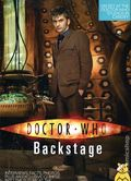 Doctor Who Backstage Christmas Special (2008 Panini Magazines) 0