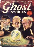 Ghost Stories (1926-1931 Constructive Publishing) Pulp Vol. 4 #3