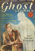 Ghost Stories (1926-1931 Constructive Publishing) Pulp Vol. 6 #1