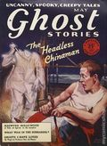 Ghost Stories (1926-1931 Constructive Publishing) Pulp Vol. 6 #5