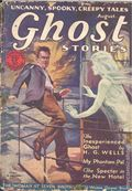 Ghost Stories (1926-1931 Constructive Publishing) Pulp Vol. 7 #2