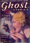 Ghost Stories (1926-1931 Constructive Publishing) Pulp Vol. 8 #6