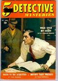 5-Detective Mysteries (1942-1943 Dell Publishing) Pulp Vol. 1 #1