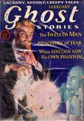 Ghost Stories (1926-1931 Constructive Publishing) Pulp Vol. 10 #2