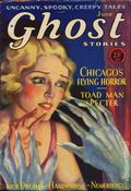 Ghost Stories (1926-1931 Constructive Publishing) Pulp Vol. 10 #6