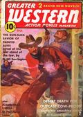 Greater Western Action Novels Magazine (1939-1941 Double-Action Magazines) Vol. 1 #6