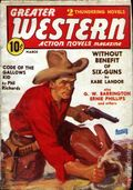 Greater Western Action Novels Magazine (1939-1941 Double-Action Magazines) Vol. 2 #2