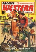 Greater Western Action Novels Magazine (1939-1941 Double-Action Magazines) Vol. 2 #3