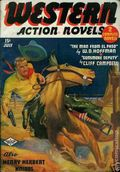 Western Action Novels Magazine (1936-1960 Columbia) 1st Series Pulp Vol. 3 #3