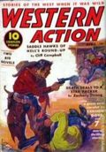 Western Action Novels Magazine (1936-1960 Columbia) 1st Series Pulp Vol. 4 #3