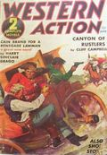 Western Action Novels Magazine (1936-1960 Columbia) 1st Series Pulp Vol. 5 #3