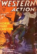 Western Action Novels Magazine (1936-1960 Columbia) 1st Series Pulp Vol. 6 #5