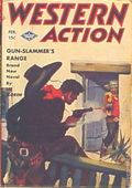 Western Action Novels Magazine (1936-1960 Columbia) 1st Series Pulp Vol. 9 #4