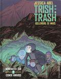 Trish Trash Rollergirl of Mars HC (2017-2018 Super Genius) 3-1ST