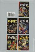 Pre-Code Classics: Mister Mystery HC (2018 PS Artbooks) Limited Slipcase Edition 2-1ST