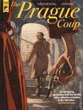 Prague Coup HC (2018 Titan Comics) A Hard Case Crime Graphic Novel 1-1ST