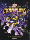 Marvel Contest of Champions The Art of the Battlerealm HC (2018 Titan Books) 1-1ST