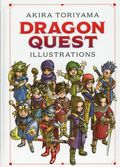 Dragon Quest Illustrations HC (2018 Viz) 1-1ST