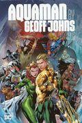 Aquaman Omnibus HC (2018 DC) By Geoff Johns 1-1ST