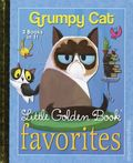 Grumpy Cat Little Golden Book Favorites HC (2018 Golden Books) 3-Books-in-1 1-1ST