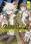 Danganronpa 2: Ultimate Luck and Hope and Despair GN (2018 A Dark Horse Digest) 1-1ST