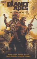 Planet of the Apes Simian Age (2018 Boom) 1A