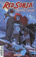 Red Sonja Holiday Special (2018 Dynamite) 2018
