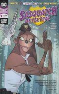 Sasquatch Detective (2018 DC) 1