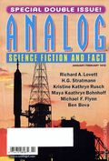 Analog Science Fiction/Science Fact (1960-Present Dell) Vol. 130 #1-2
