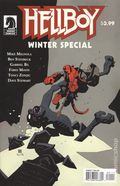 Hellboy Winter Special (2018 Dark Horse) 0A
