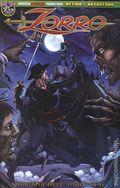 Zorro Swords of Hell (2018 American Mythology) 2B