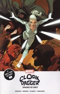 Cloak and Dagger Shades of Gray TPB (2018 Marvel) 1-1ST