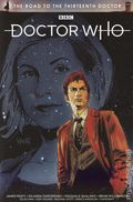 Doctor Who The Road to the 13th Doctor TPB (2018 Titan Comics) 1-1ST