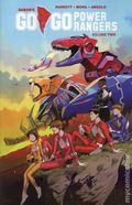 Go Go Power Rangers TPB (2018 Boom Studios) 2-1ST
