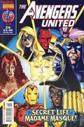 Avengers United (2001-2009 Panini) Marvel Collectors' Edition 26