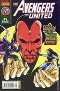 Avengers United (2001-2009 Panini) Marvel Collectors' Edition 25