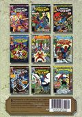 Marvel Masterworks Deluxe Library Edition Variant HC (1987-Present Marvel) 1st Edition 268-1ST