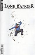 Lone Ranger (2018 Dynamite) Volume 3 3A
