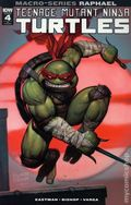 Teenage Mutant Ninja Turtles Macro-Series (2018 IDW) 4RI