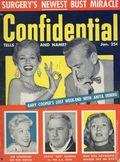 Confidential (1952) Magazine Vol. 3 #6