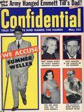 Confidential (1952) Magazine Vol. 4 #2