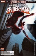 Peter Parker Spectacular Spider-Man (2017 2nd Series) 313A