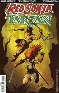 Red Sonja Tarzan (2018 Dynamite) 6A