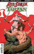 Red Sonja Tarzan (2018 Dynamite) 6C