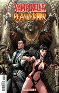 Vampirella vs. Reanimator (2018 Dynamite) 1A